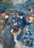Renoir, Pierre Auguste: The Umbrellas. Fine Art Print/Poster. Sizes: A4/A3/A2/A1 (00180)